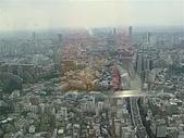 2009出發去東京DAY5:大樓很多,不像台北看出去只有新光是高的