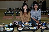2008熊本:溫泉飯店的晚餐