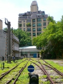 台寶休閒農村景觀:北投舊鐵路.JPG