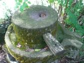 台寶休閒農村景觀:石頭磨石器具.JPG