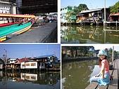 曼谷2006:水上人家