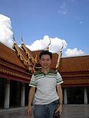 曼谷2006:大理石寺