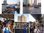 曼谷2006:搭船到喜來登飯店對面