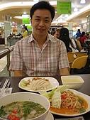 曼谷2006:Big C 商場的美食街