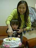 陳帝允與婷雅幫:媽咪幫忙切蛋糕