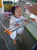 陳帝允的登大人記錄(2007-1歲):不過下車不久後她就醒了