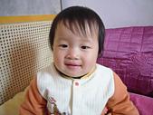 陳帝允的登大人記錄(2007-1歲):02.06  令人一看就很開心的笑臉