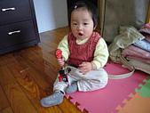 陳帝允的登大人記錄(2007-1歲):02.08 喔~我的仆街