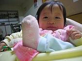 陳帝允的登大人記錄(2007-1歲):02.09  紅燒雞腿~~~~