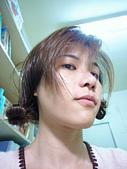 乏善可愛:2008.03.08我發明的超級懶人髮捲法