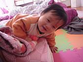 陳帝允的登大人記錄(2007-1歲):衝撞>///<