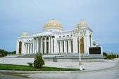108 土庫曼 阿什哈巴德:阿什哈巴達