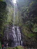 97-太平山國家公園:最上層瀑布