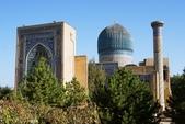 108 烏茲別克 撒馬爾罕:1 撒馬爾罕 古爾埃米爾陵墓 DSC02990.JPG