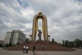 108 塔吉克 :民族英雄紀念碑