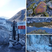 103 紐西蘭 福斯冰河:相簿封面