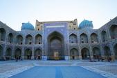 108 烏茲別克 撒馬爾罕:1 撒馬爾罕 希爾多爾經書院DSC03054.JPG