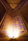 108 烏茲別克 撒馬爾罕:1 撒馬爾罕 季里雅卡利經書院DSC03023.JPG