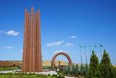 108 土庫曼 阿什哈巴德:阿什哈巴達 人民紀念廣場