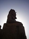 96-埃及古文明:拉姆西斯二世雕像