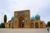 108 烏茲別克 塔什干:哈斯特伊瑪目廣場 巴力罕經學院