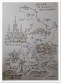 旅行 手繪:東北三省 Tour Map.JPG