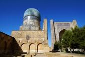 108 烏茲別克 撒馬爾罕:1 撒馬爾罕 比比哈努清真寺 DSC02917.JPG