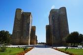 烏茲別克 夏喀里希亞布茲:亞克薩瑞宮