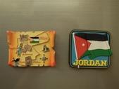 旅行 磁鐵:約旦