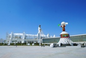 108 土庫曼 阿什哈巴德:阿什哈巴達 體育場館