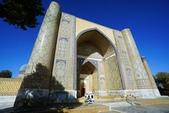 108 烏茲別克 撒馬爾罕:1 撒馬爾罕 比比哈努清真寺 DSC02903.JPG