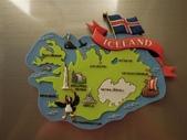 旅行 磁鐵:冰島