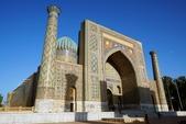 108 烏茲別克 撒馬爾罕:1 撒馬爾罕 希爾多爾經書院DSC03035.JPG
