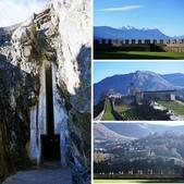 107 瑞士 貝林佐納 大城堡:相簿封面