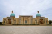 108 烏茲別克 塔什干:哈斯特伊瑪目廣場